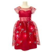 Elena of Avalor Disney Red Royal Ball Gown Dress