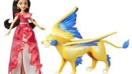 Disney's Elena of Avalor and Skylar Dolls