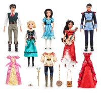 Elena of Avalor Doll Set