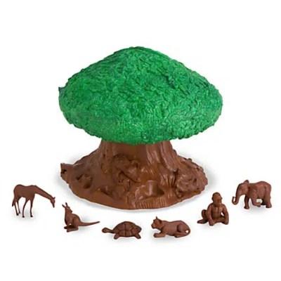 Disney's Animal Kingdom Tree of Life Toy Play Set