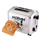Mickey Mouse Mornin Toaster by VillaWare