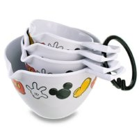 Mickey Mouse Measuring Cups