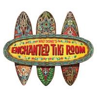 The Enchanted Tiki Room Wall Sign   Disney Home