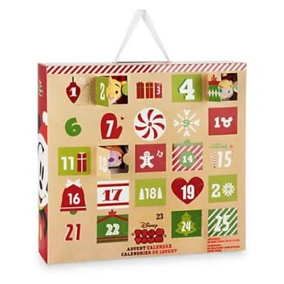 Mini Tsum Tsum Plush Disney Advent Calendar (2016)