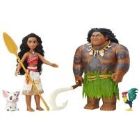 Disney Moana Adventure Collection Playset