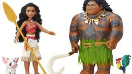 Disney Moana Adventure Collection Playset