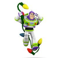 Toy Story Buzz Lightyear Christmas Ornament 2016