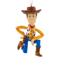 Toy Story Woody Christmas Ornament