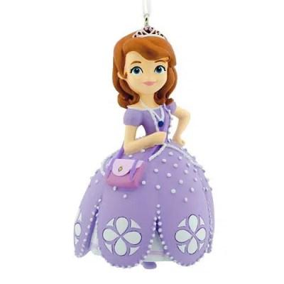 Disney Junior's Sofia the First Christmas Ornament