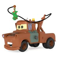 Disney Pixar Cars Mistletoe Mater Christmas Ornament 2016