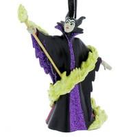Maleficent Christmas Ornament