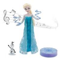 Disney's Frozen Elsa Singing Doll w/Olaf