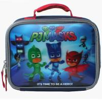 PJ Masks Lunch Box - It's Time to be a Hero!