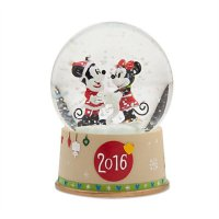 Mickey and Minnie Mouse Snowglobe – Christmas 2016