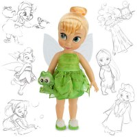 Tinker Bell Doll - Disney Animators' Collection