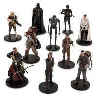 Rogue One Deluxe Figure Set (10-Piece Set)