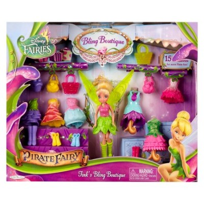 Disney Fairies Tink's Bling Boutique Toy