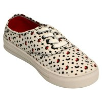 Disney Minnie Mouse Canvas Sneakers (Women's)