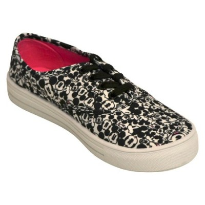 Disney Mickey Mouse Canvas Sneakers (Women's)