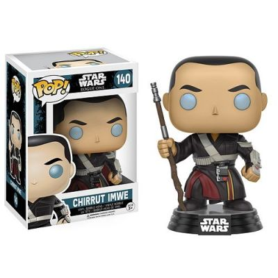 Star Wars Rogue One Chirrut Imwe Vinyl Funko POP Figure