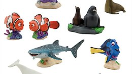 Finding Dory Action Figure Playset (9-pc)