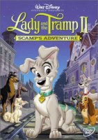 Lady and the Tramp II: Scamp's Adventure (2002 Movie)
