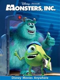 Monsters Inc. (2001 Movie)