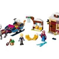 Disney Frozen Anna & Kristoff's Sleigh Adventure LEGO Set