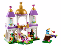 Disney Palace Pets Royal Castle LEGO Set