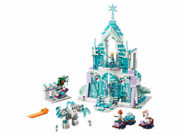 Disney Frozen Elsa's Magical Ice Palace LEGO Set