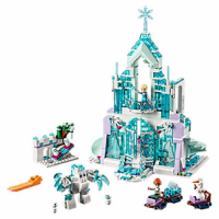 Disney Frozen Elsa's Magical Ice Palace LEGO Set
