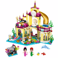 Disney The Little Mermaid Ariel's Undersea Palace LEGO Set