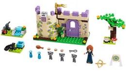 Disney Brave Merida's Highland Games LEGO Set
