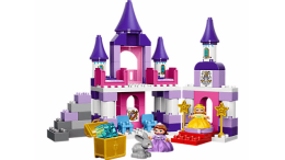 Disney Sofia the First Royal Castle LEGO Set