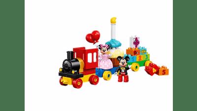 Disney Mickey & Minnie Birthday Parade LEGO Set