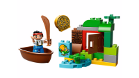 Disney Jake's Treasure Hunt LEGO Set