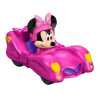 Mickey and The Roadster Racers – Minnie's Pink Thunder Toy