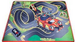 "Mickey and the Roadster Racers Playmat"" is locked Mickey and the Roadster Racers Playmat"