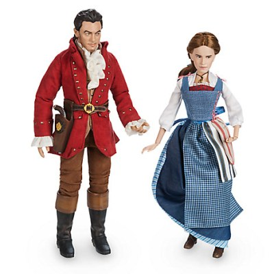 Belle & Gaston Doll Set – Beauty and the Beast Live Action