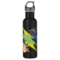 Puppy Dog Pals Water Bottle (Stainless Steel)
