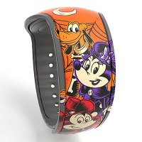 Disney World Halloween MagicBand 2 (2017)