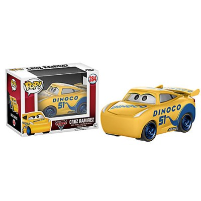 Cruz Ramirez Funko Pop! Vinyl Figure (Cars)