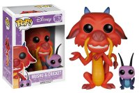 Mushu & Cricket Funko Pop! Vinyl Figure (Mulan)