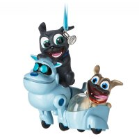 Puppy Dog Pals Christmas Ornament - Bingo, Rolly, A.R.F.