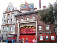 Studio Backlot Tour   Extinct Disney World Attractions