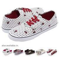 Disney Junior Teen Girls Low Top Minnie Mouse Sneakers