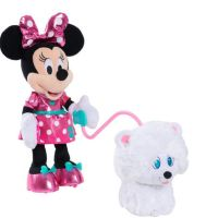 Disney Minnie's Walk & Play Puppy Toy