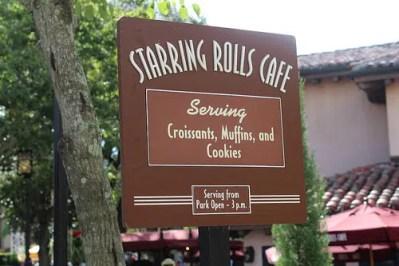 Starring Rolls Cafe (Disney World) | Extinct Disney World