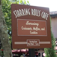 Starring Rolls Cafe (Disney World)