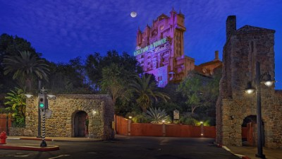 The Twilight Zone Tower of Terror (Disney World)